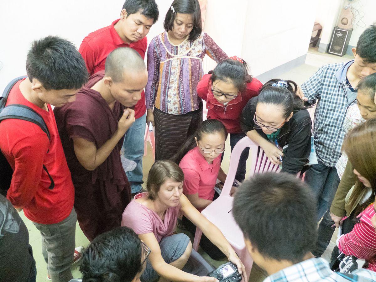 Workshop Mandalay